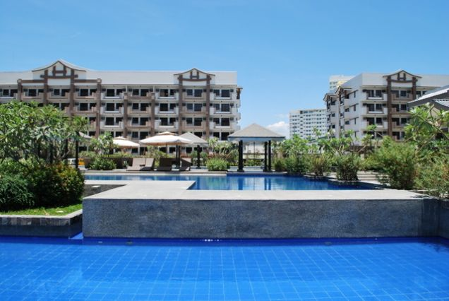 2BR in Rhapsody Residences at East Service road, near SM Sucat, SM Muntinlupa - 2