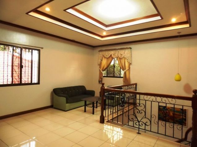 6 Bedroom Semi Furnished house and Lot for Rent with Private Pool Near Clark - 2