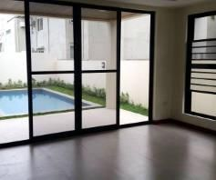 For Rent House and lot with swimming pool in Friendship - 70K - 1
