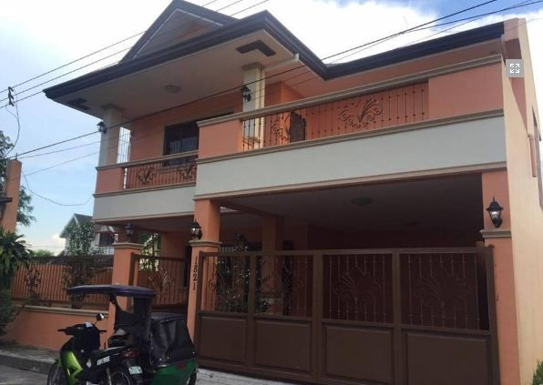 2Storey House & Lot for RENT in Angeles City near Marqueemall & NLEX - 0