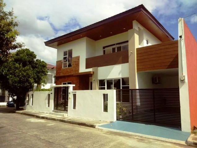 2-Storey Brandnew Modern House & Lot For   Rent Or Sale In San Fernando,Pampanga - 0