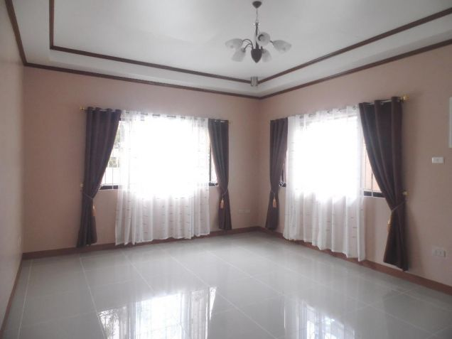 3br for rent in Angeles City located in gated subdivision - 50K - 8