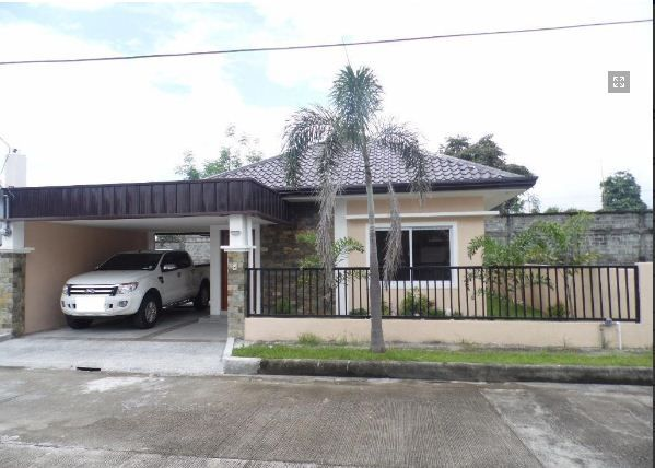 FOR RENT Bungalow House and Lot Near SM Clark - P30K - 2