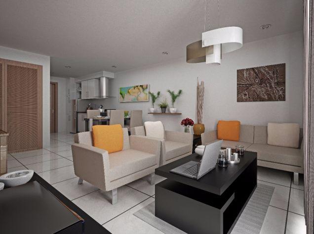 Furnished 2 Bedroom Unit in Cebu City, Le Menda Residences - 1