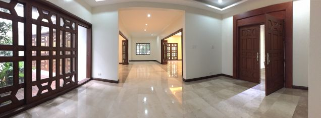 South Forbes Village, Four (4) Bedroom House for Rent in Makati, LA: 2500 sqm, FA: 1000 sqm - 0