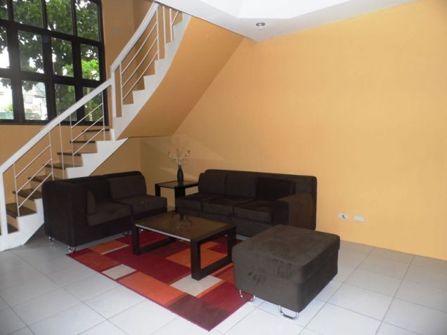 4BR Unfurnished Townhouse for rent in Angeles City Pampanga - 35K - 1