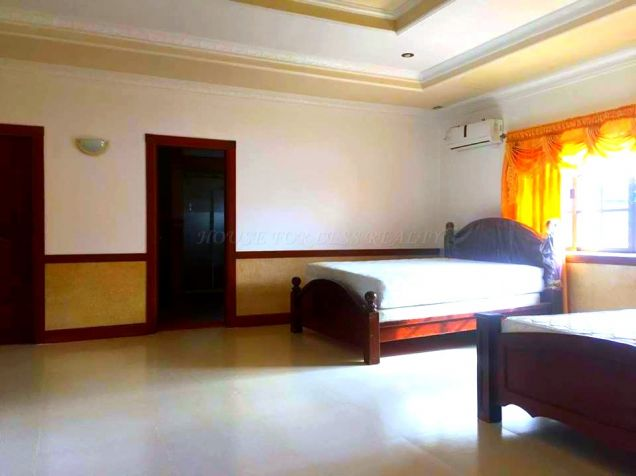 7 Bedroom House For Rent With Pool In Angeles City - 8