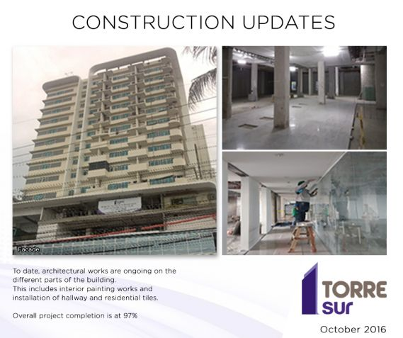 Torre Lorenzo Sur, 1 Bedroom for Sale, Las Pinas, Phillipp Barnachea - 3