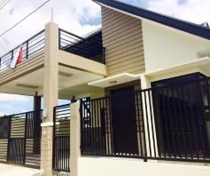 House and lot for rent near sm clark - 45K - 3