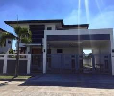 2 Storey Brandnew Modern House & Lot for RENT in Hensonville Angeles City - 9