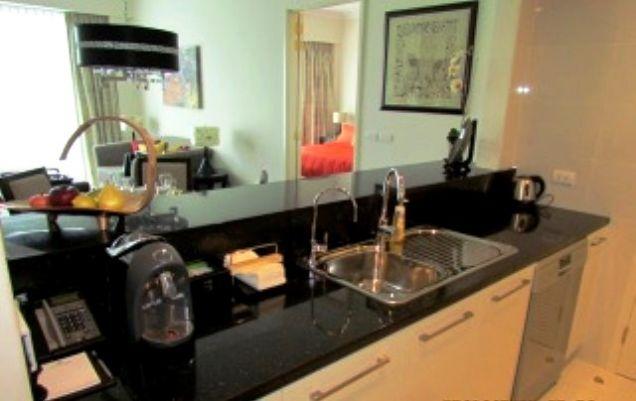 Condominium Unit For Sale in MAKATI RAFFLES RESIDENCES LUXURY UNIT - 1