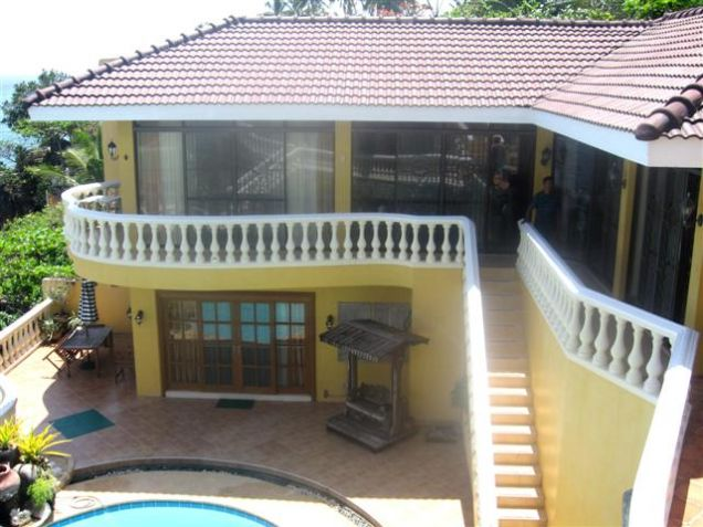 For Rent Two Beachouses with Pool,Garden and Cliff Beachfront, Tabogon Cebu - 2