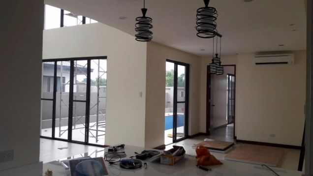 Brand New House And Lot For Rent In Amsic With Swimming Pool - 4
