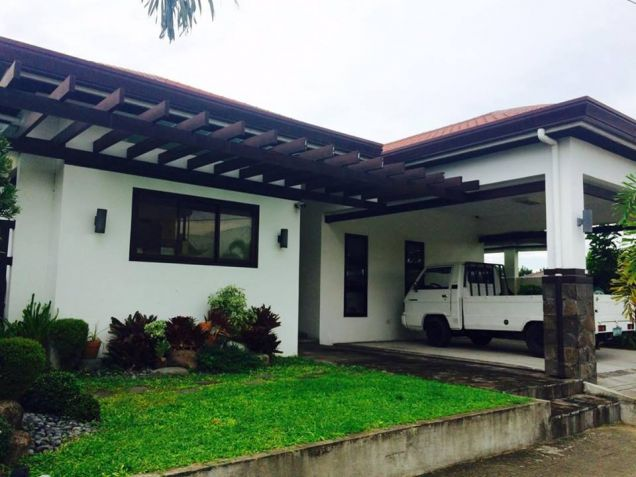 3 Bedroom Furnished Bungalow House In Angeles City For Rent With Pool - 9