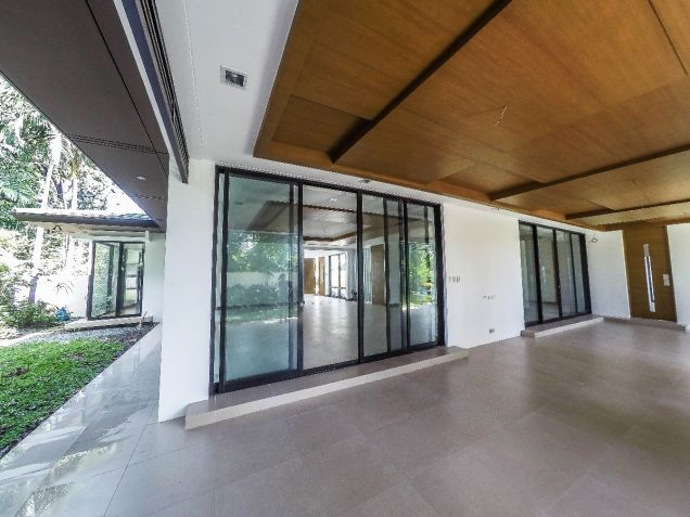 Brand New modern 4-Bedroom 2-storey house in South Forbes Park, Makati City - 5