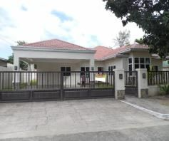House and lot for rent with 4 Bedroom for rent - 45K - 6