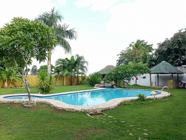 7 Bedroom House for Rent with Swimming Pool in Cebu City - 4