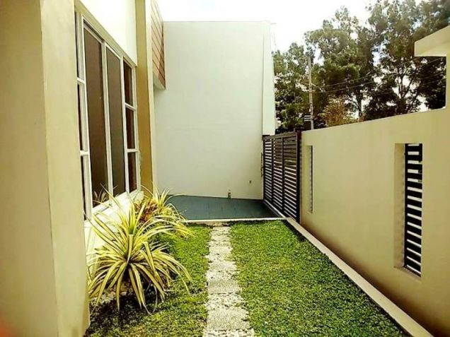 New House for rent inside a gated Subdivision in Telabastagan - 60K - 9
