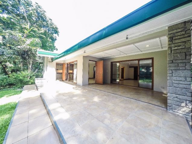For Rent Beautiful 5-Bedroom House with Pool in South Forbes Park, Makati City - 5