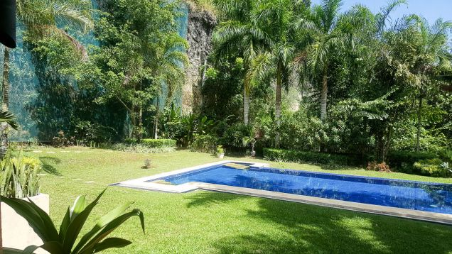 Beautiful 4 Bedroom House with Swimming Pool for Rent in Maria Luisa Estate Park - 5