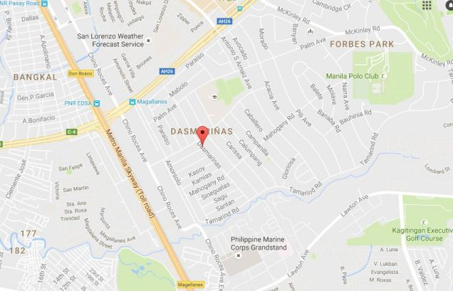 5 bedroom House and Lot fo Rent in Dasmariñas, Makati, Code: COJ-HL - 600TM - 0