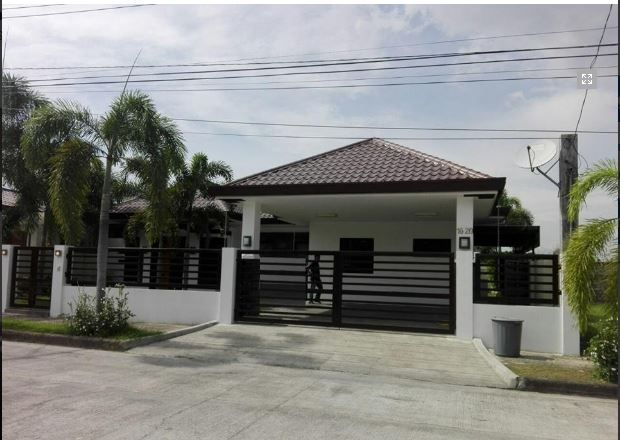 1 Storey House with swimming pool for rent - 75K - 7