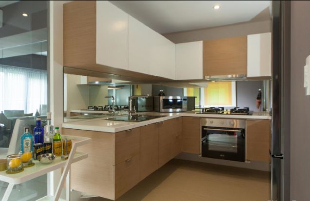 Fancy 2BR Condominium for Sale in Filinvest Alabang - 5