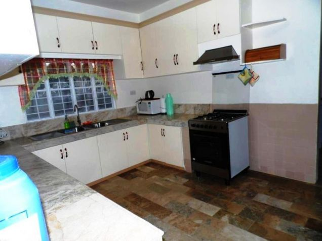 Bungalow Type House and Lot forRent in Cut-cut  Angeles City - 1