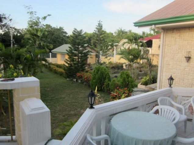 For Rent Three Bedrooms House w/ Pool & Big Garden in Dalaguete Cebu - 1