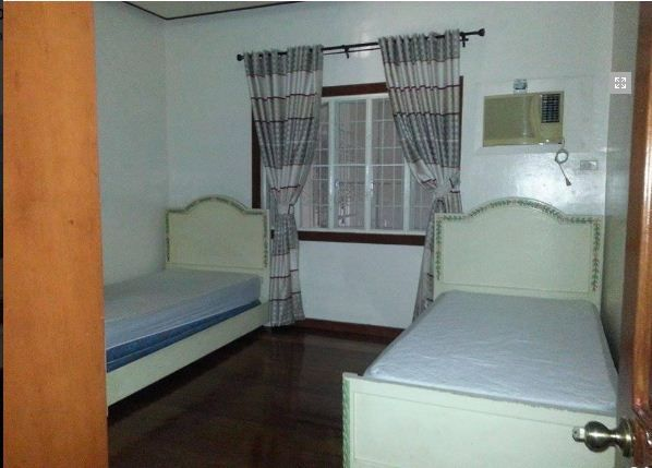 Bungalow House With Big Garden For Rent In Angeles City - 9