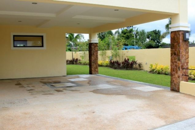Furnished 4Bedroom 2-Storey House & Lot For Rent In Hensonville Angeles City Near Clark - 5