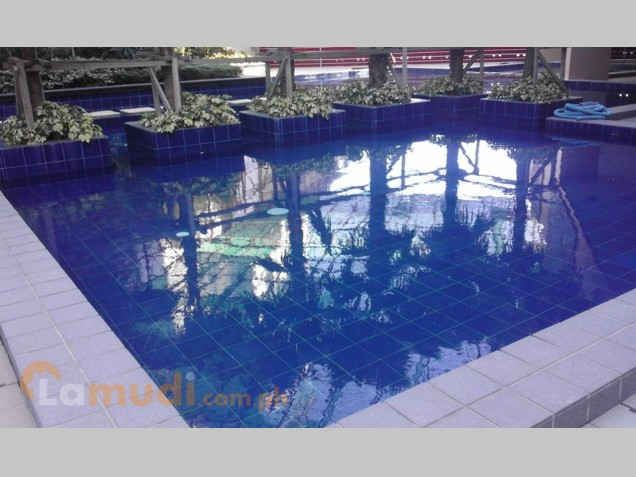ready for occupancy studio type condo unit near at shangrila hotel - 5