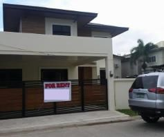 New House With Pool For Rent In Angeles City - 0