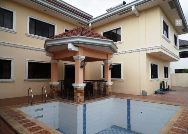 Think Big! HOUSE & LOT with 7 bedrooms & pool FOR RENT ! @180k - 2