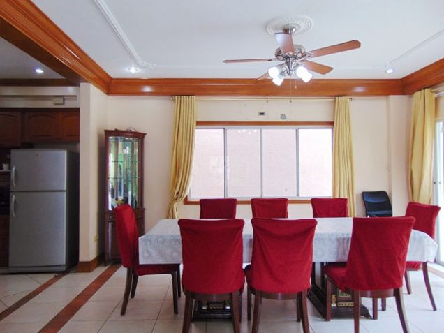 Fully Furnished House with 6-Bedrooms For Rent in Banawa, Cebu  City - 0