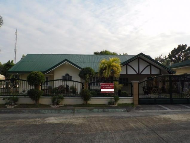 For Rent Furnished Bungalow House In Angeles City - 4
