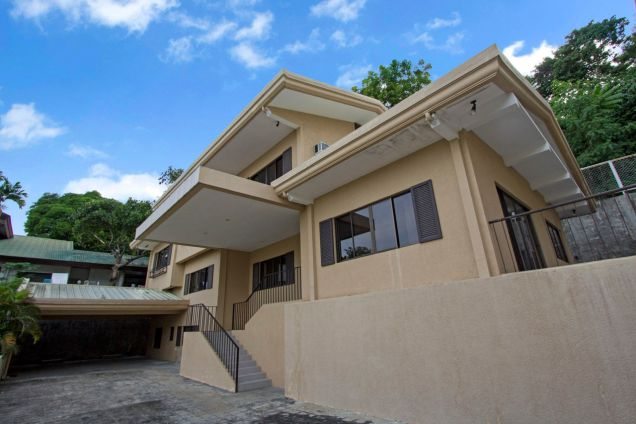 Renovated 4 Bedroom House for Rent in Maria Luisa Park - 1