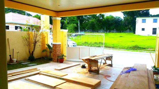New Bungalow House And Lot For Rent In Angeles City - 1
