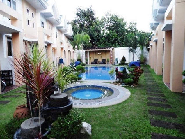Fully Furnished Apartment with 2BR for rent Near in Sm Clark --- P35,000 - 4