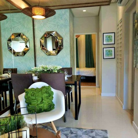 2BR in Rhapsody Residences at East Service road, near SM Sucat, SM Muntinlupa - 3