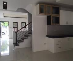 Newly Built Townhouse for rent in Plaridel 1 - 45K - 5