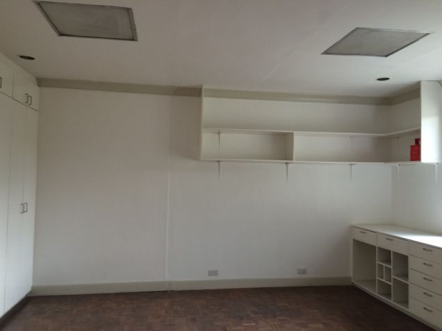 House & Lot for Lease in Garfield Street, West Greenhills, San Juan - 1