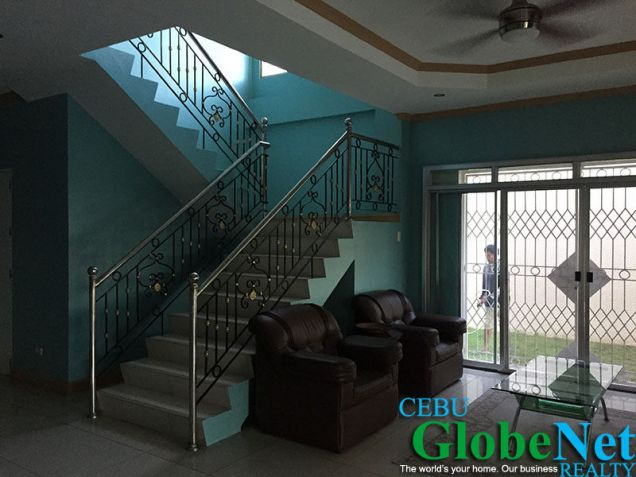 House and Lot, 4 Bedrooms for Rent in Silver Hills, Cebu - 9