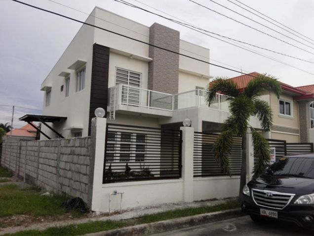 2 Storey 4 Bedroom Brandnew Modern House & Lot For RENT In Hensonvile Angeles City - 0