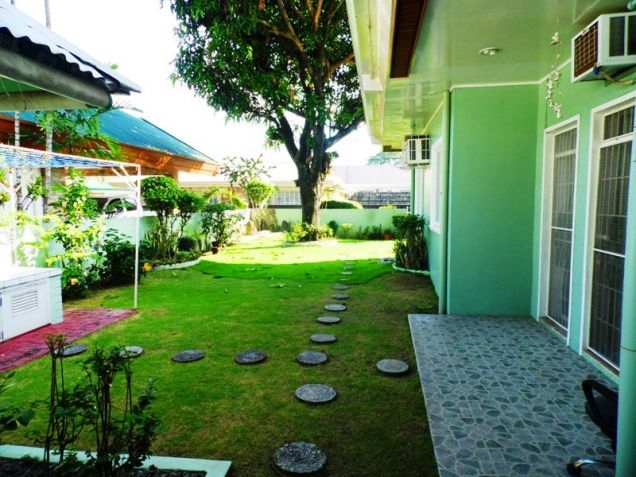 Bungalow Type House and Lot for Sale in Cut-cut  Angeles City - 1