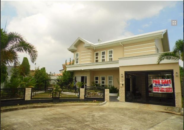 For Rent Furnished House and lot inside a secured Subdivision - 0