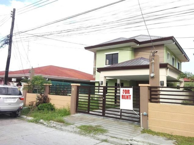 New 3 Bedroom House for rent in Friendship - 30K - 3