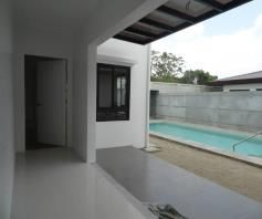 For Rent House With Pool In Angeles City Pampanga - 2