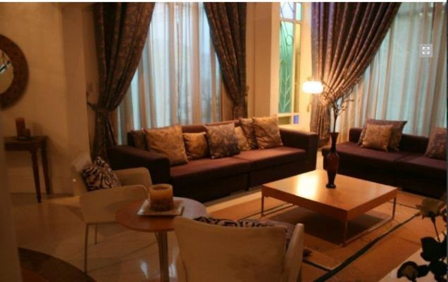 Fully Furnished Elegant House with pool for rent @ 150k - 2