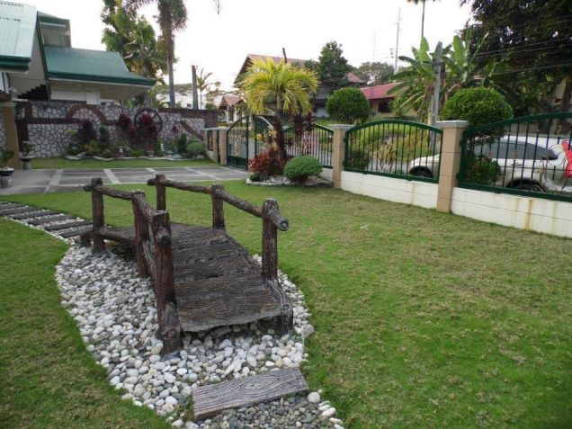 (3)Three Bedroom Furnished House and Lot For Rent - 7